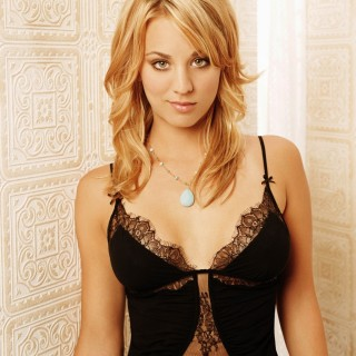 Kaley Cuoco widescreen