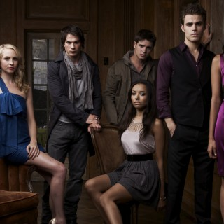 The Vampire Diaries widescreen
