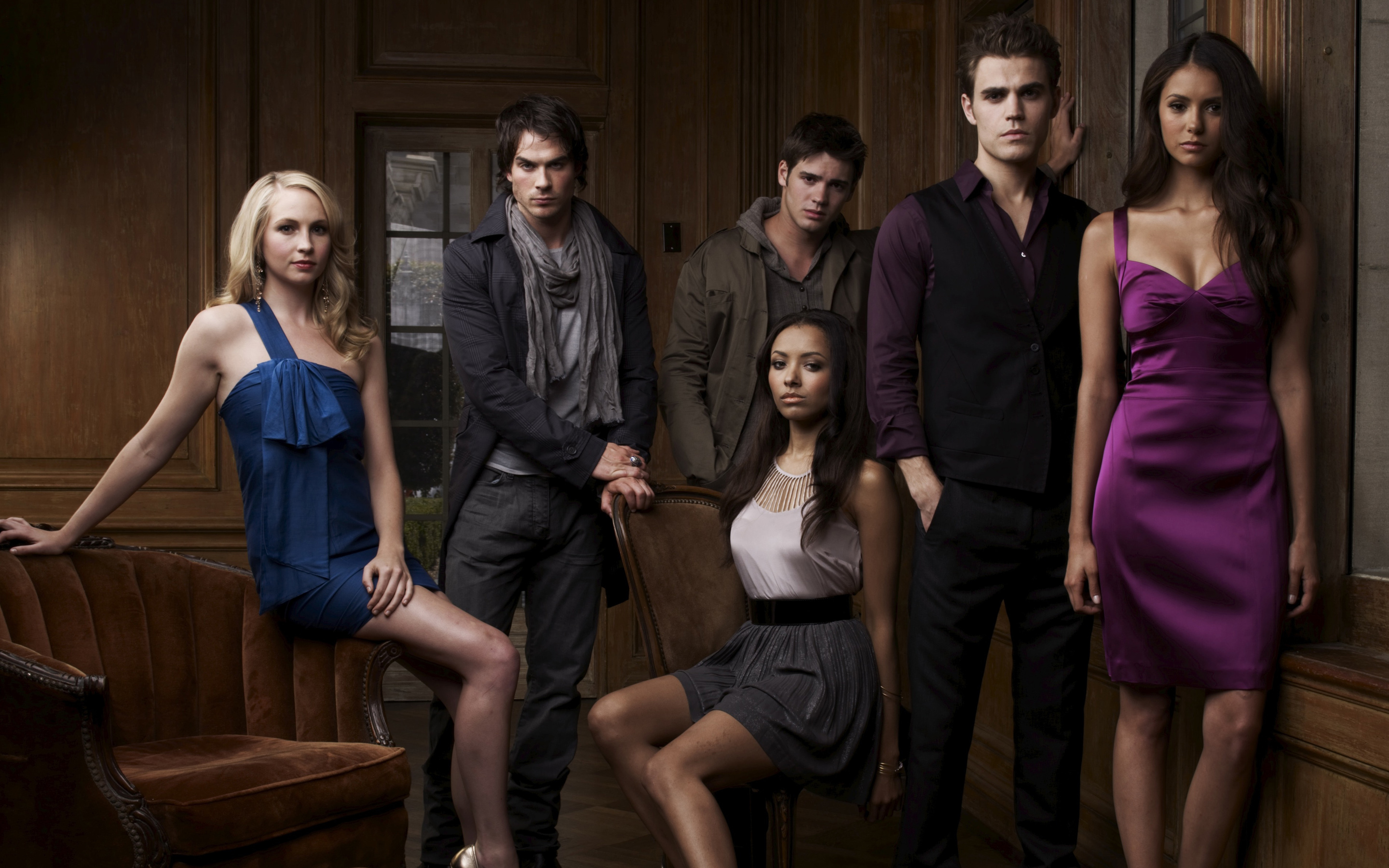 Wallpaper The Vampire Diaries: The Vampire Diaries HD Wallpapers For Desktop Download