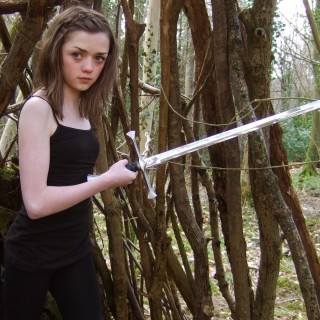 Maisie Williams new