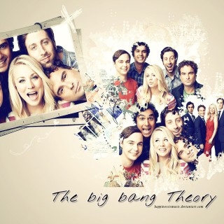 The Big Bang Theory wallpapers widescreen