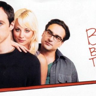 The Big Bang Theory high resolution wallpapers