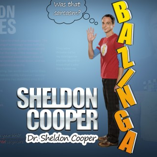Sheldon Cooper wallpapers
