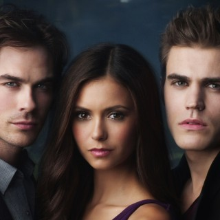 The Vampire Diaries wallpapers widescreen