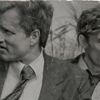 True Detective background