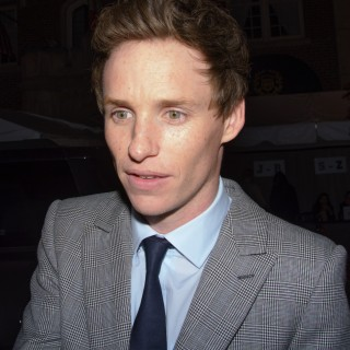 Eddie Redmayne new