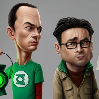 The Big Bang Theory high definition wallpapers