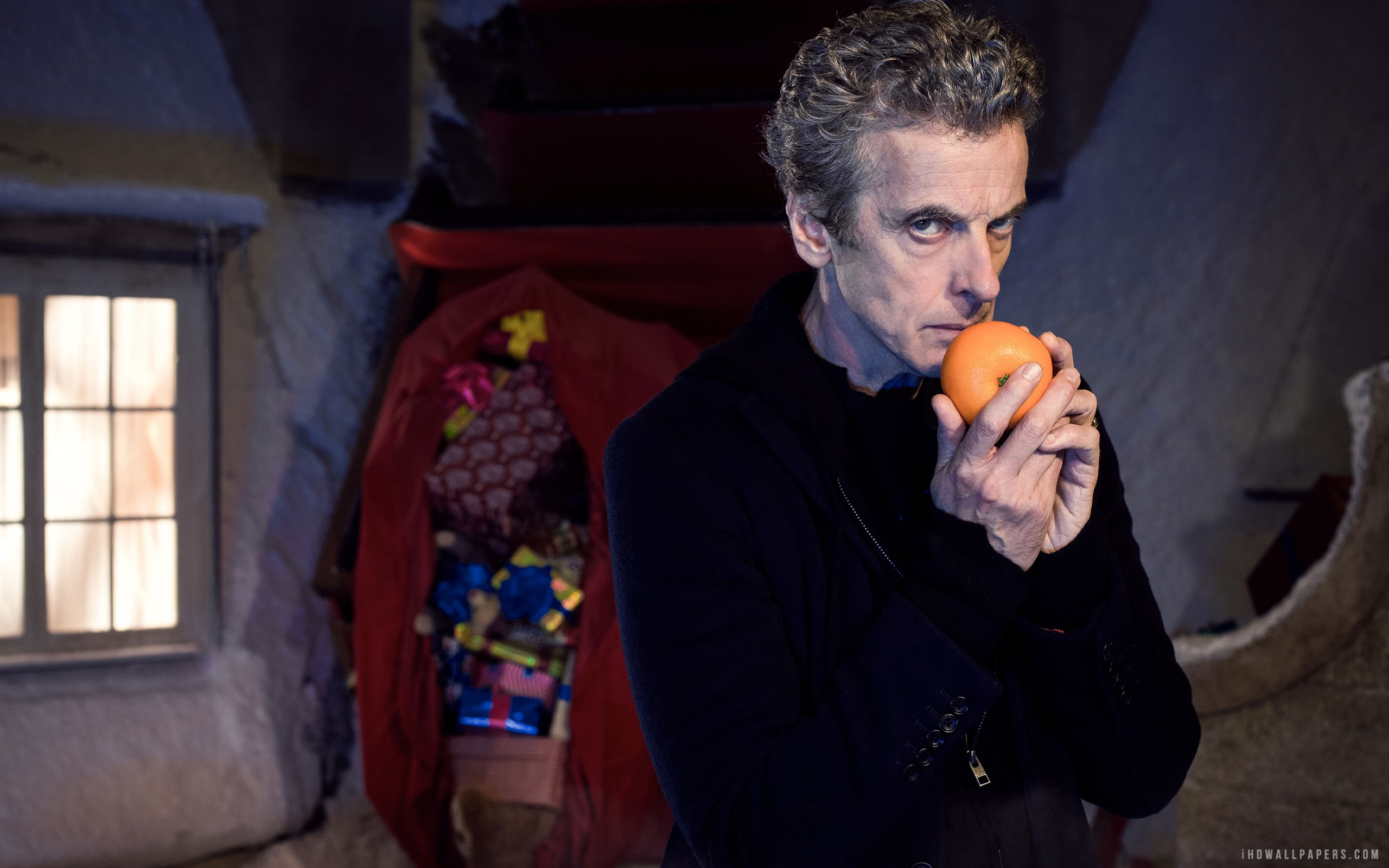 Peter Capaldi HD Wallpapers