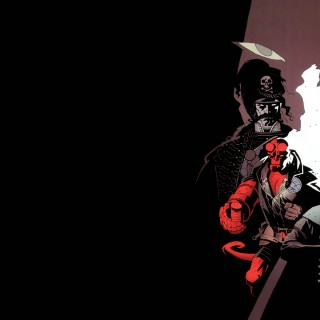 Hellboy free wallpapers