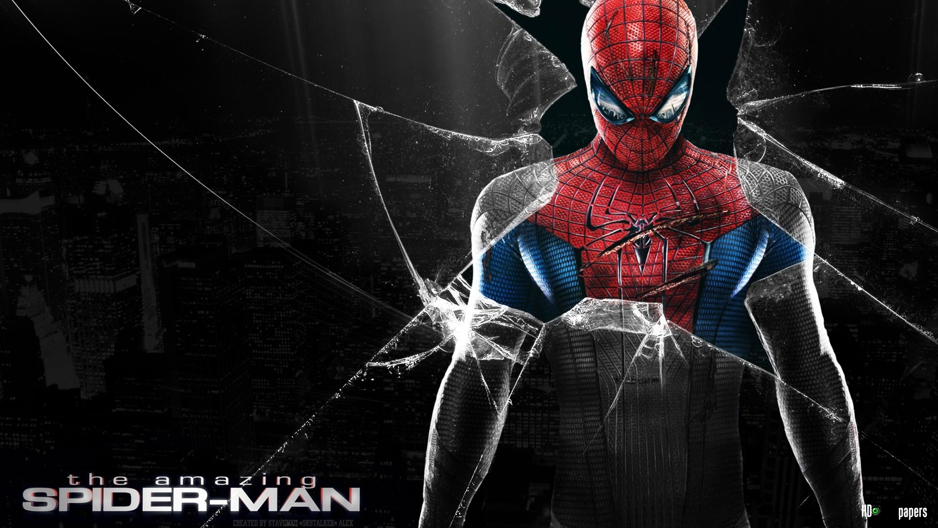 Spider Man HD Wallpapers For Desktop