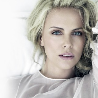 Charlize Theron background