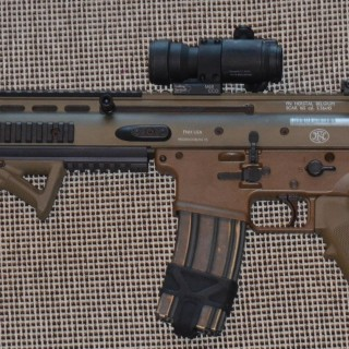 Fn Scar pictures
