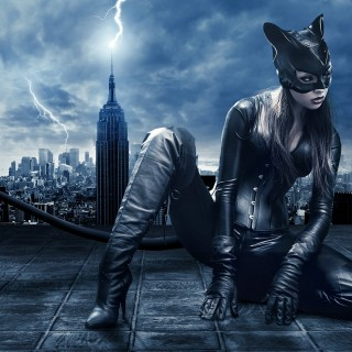 Catwoman background
