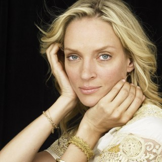 Uma Thurman widescreen