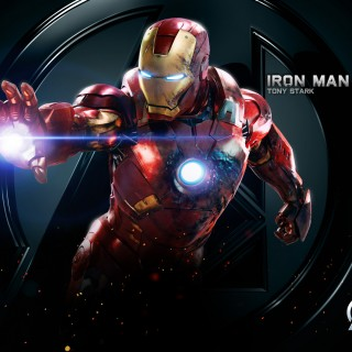 Iron Man high resolution wallpapers