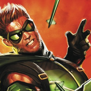 Green Arrow high resolution wallpapers