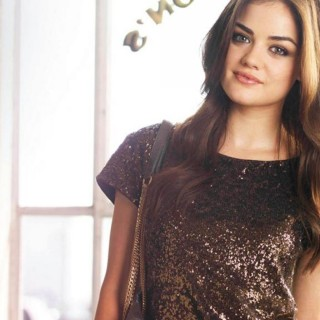 Lucy Hale wallpapers widescreen