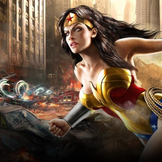 Wonder Woman background