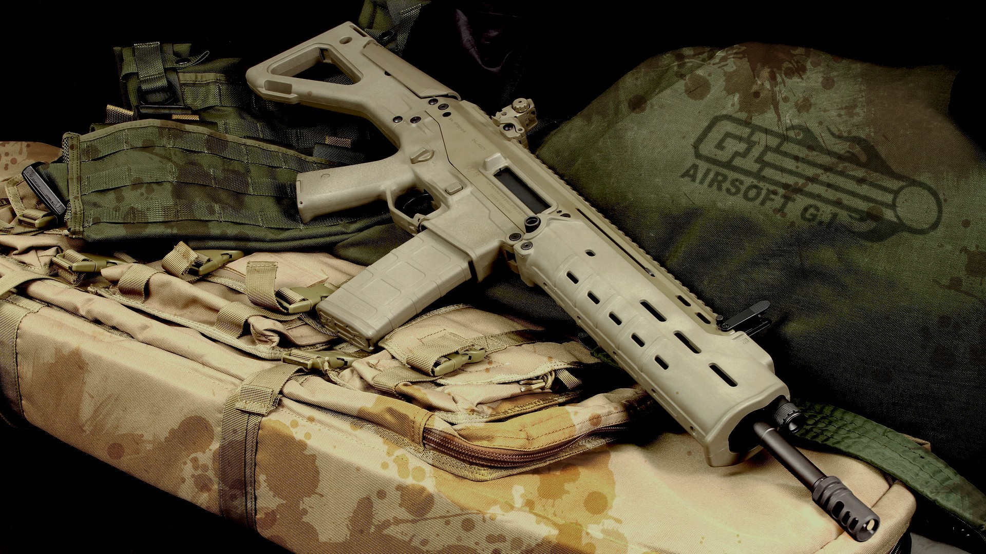 fn scar hd wallpapers for desktop download