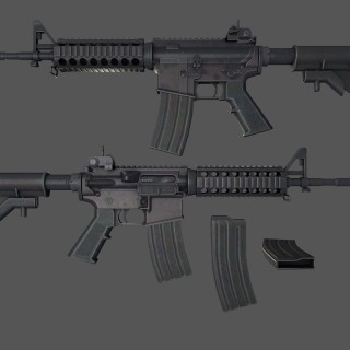 M4A1 high definition wallpapers