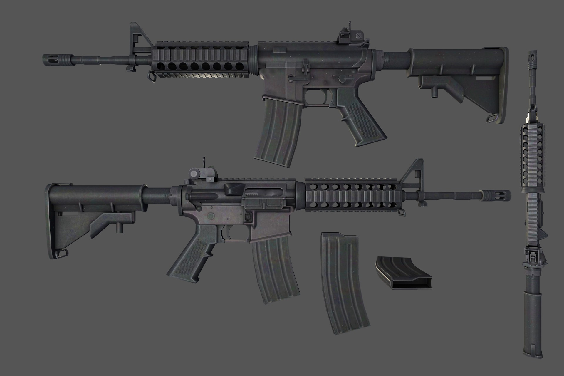 M4a1 Hd Wallpapers For Desktop Download