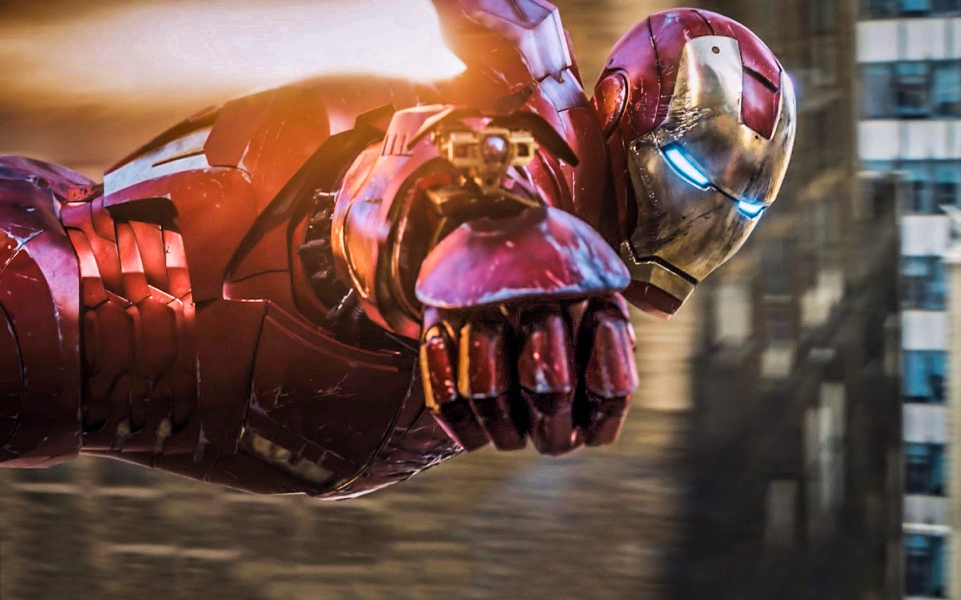 Iron Man high definition wallpapers