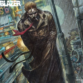 John Constantine background