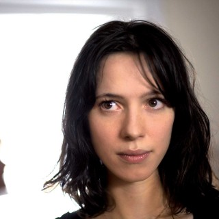 Rebecca Hall background