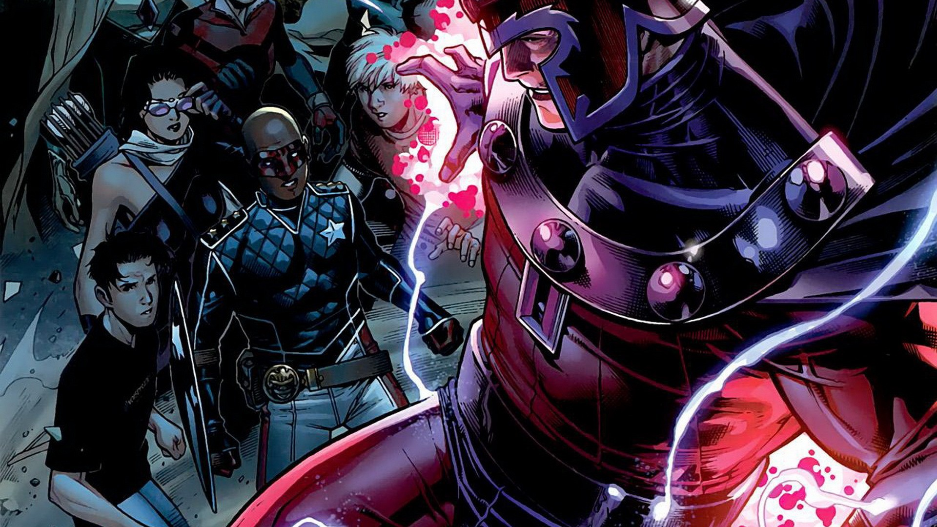 magneto hd wallpapers for desktop download