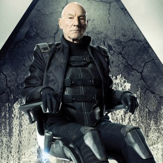 Professor X background