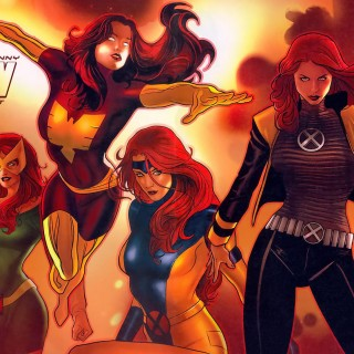 Jean Grey high definition wallpapers