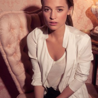 Alicia Vikander new
