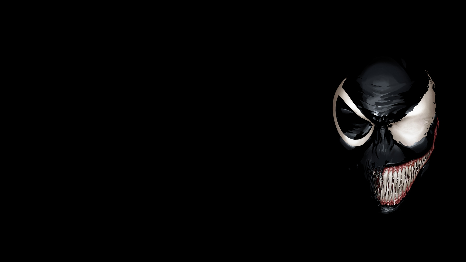 Venom hd wallpapers for desktop download - Venom hd wallpaper android ...