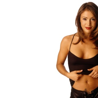 Alyssa Milano free wallpapers