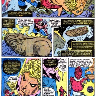 Adam Warlock photos
