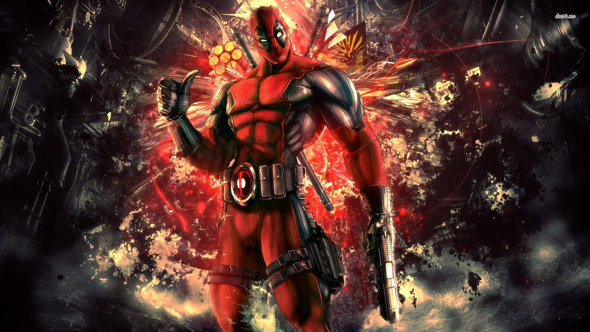 Deadpool HD Wallpapers For Desktop Download