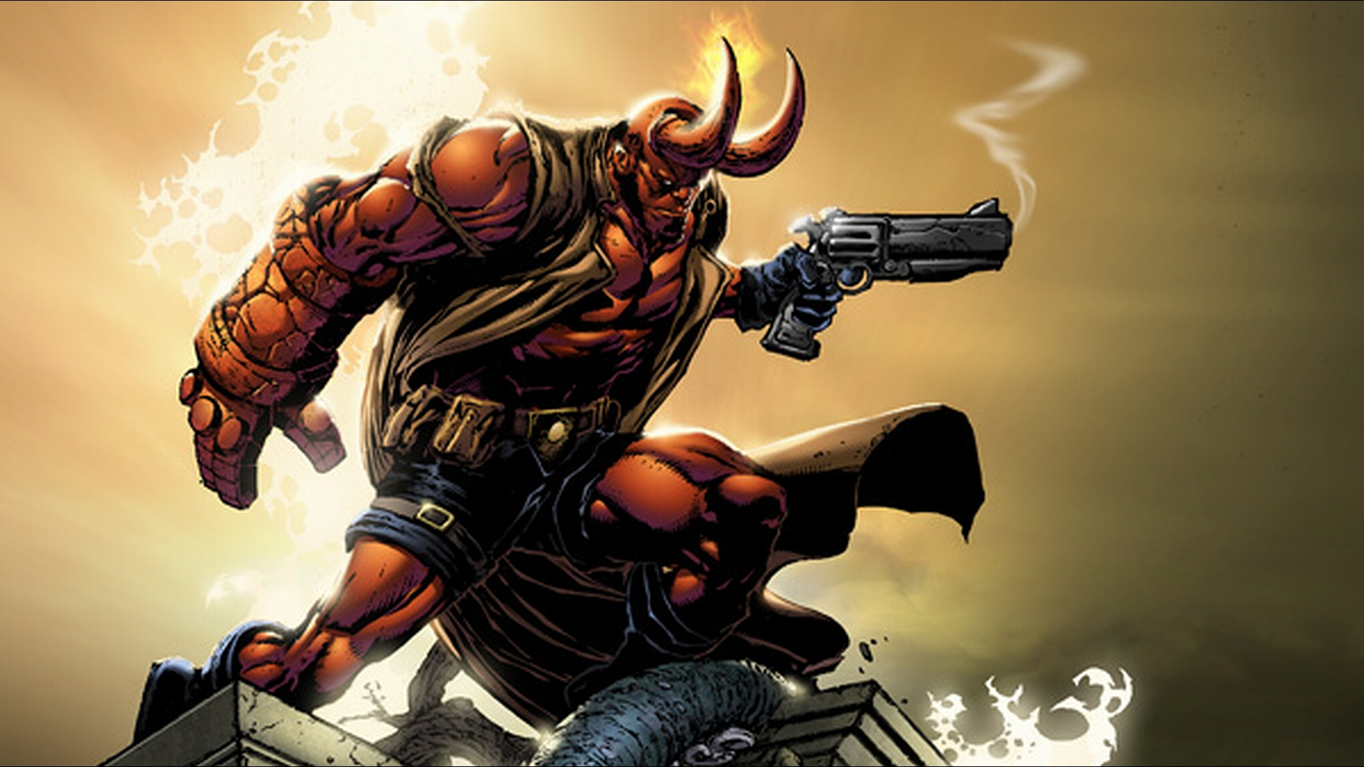 Hellboy HD Wallpapers