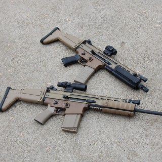 Fn Scar wallpapers widescreen