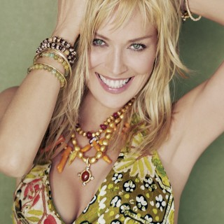 Sharon Stone wallpapers widescreen