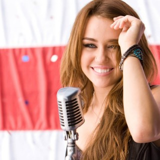 Miley Cyrus high resolution wallpapers