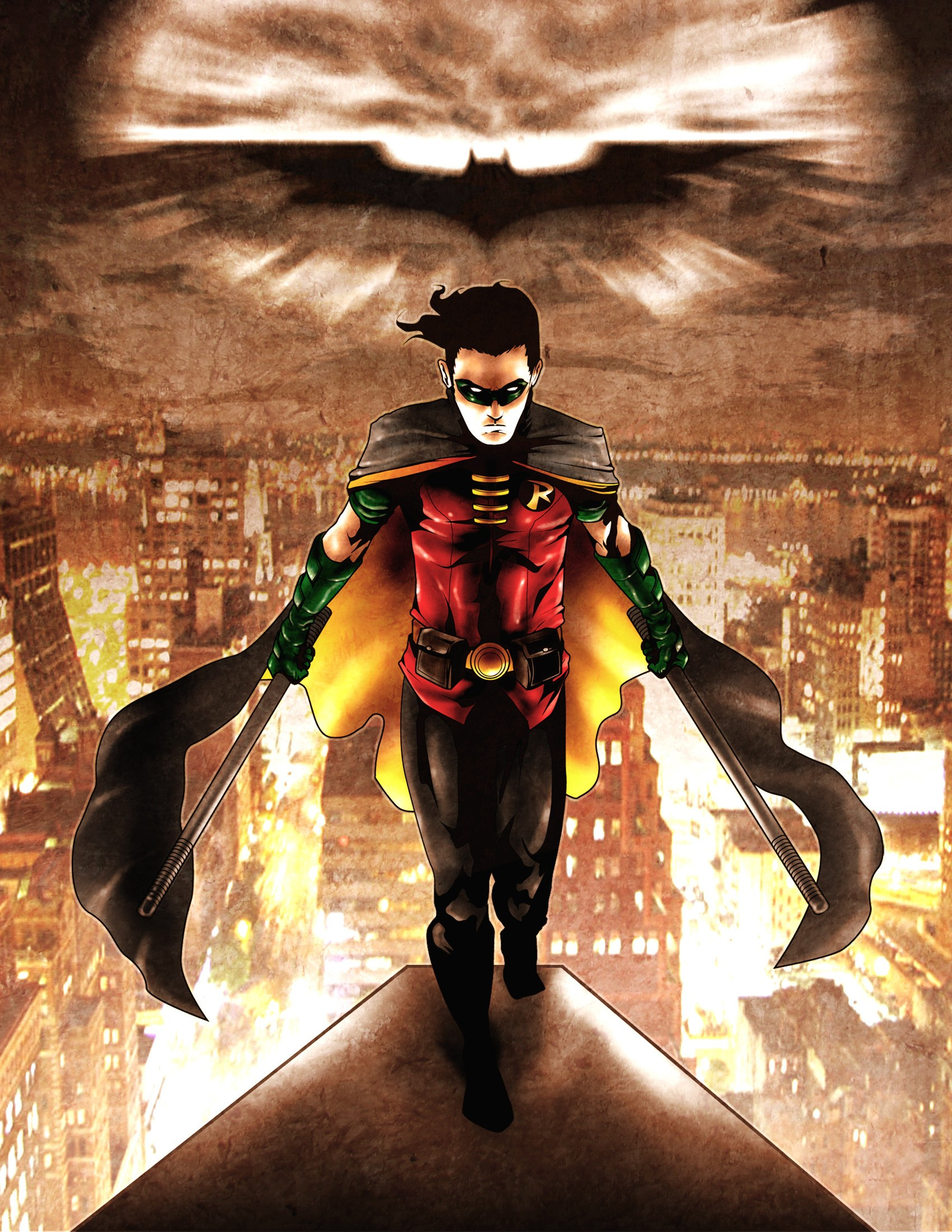 Robin DC HD Wallpapers