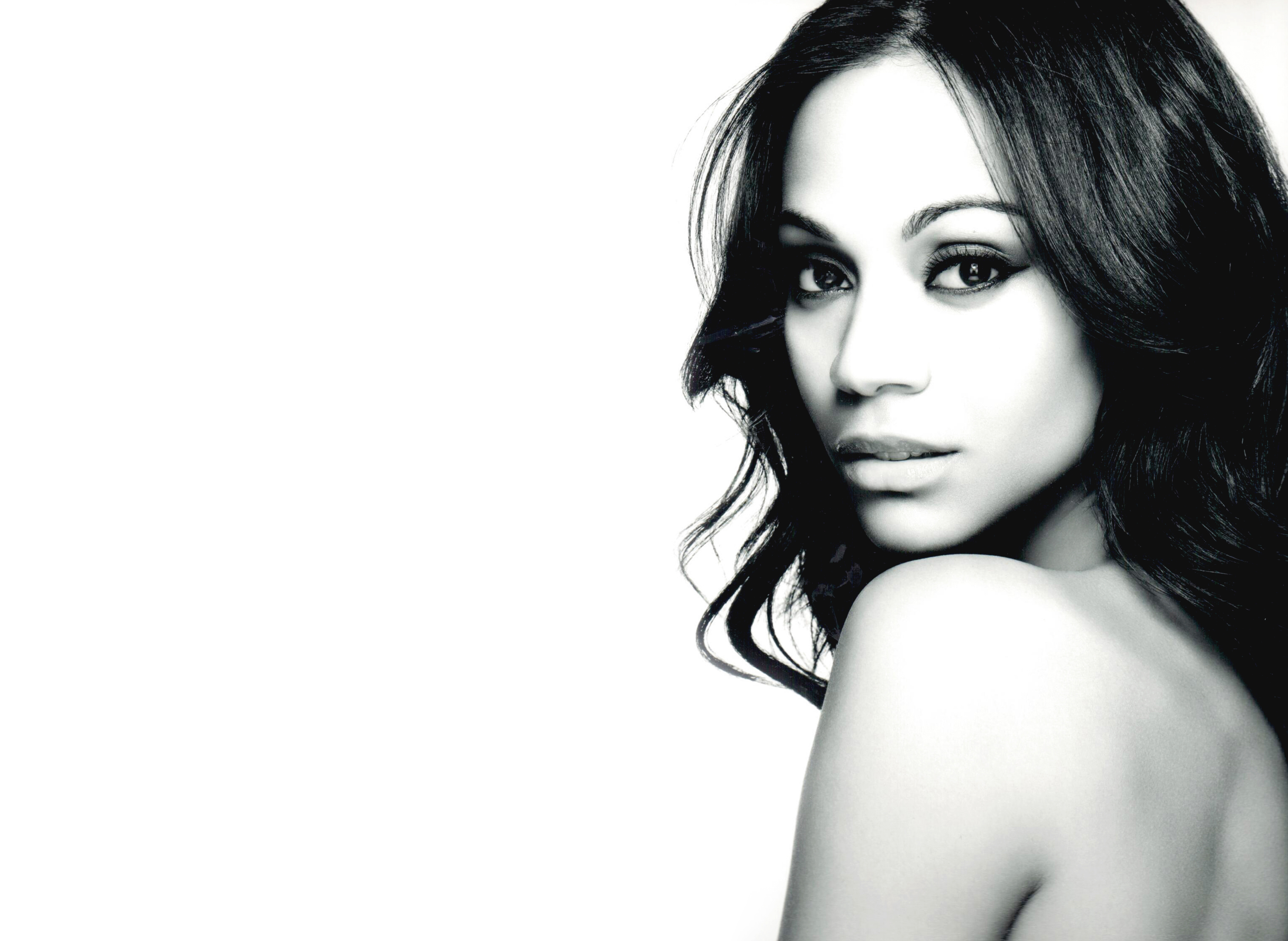 Zoe saldana hd wallpapers for desktop download - Zoe wallpaper ...