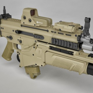 Fn Scar background