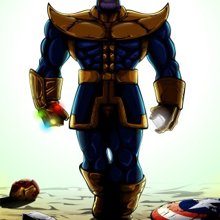 Thanos wallpapers desktop
