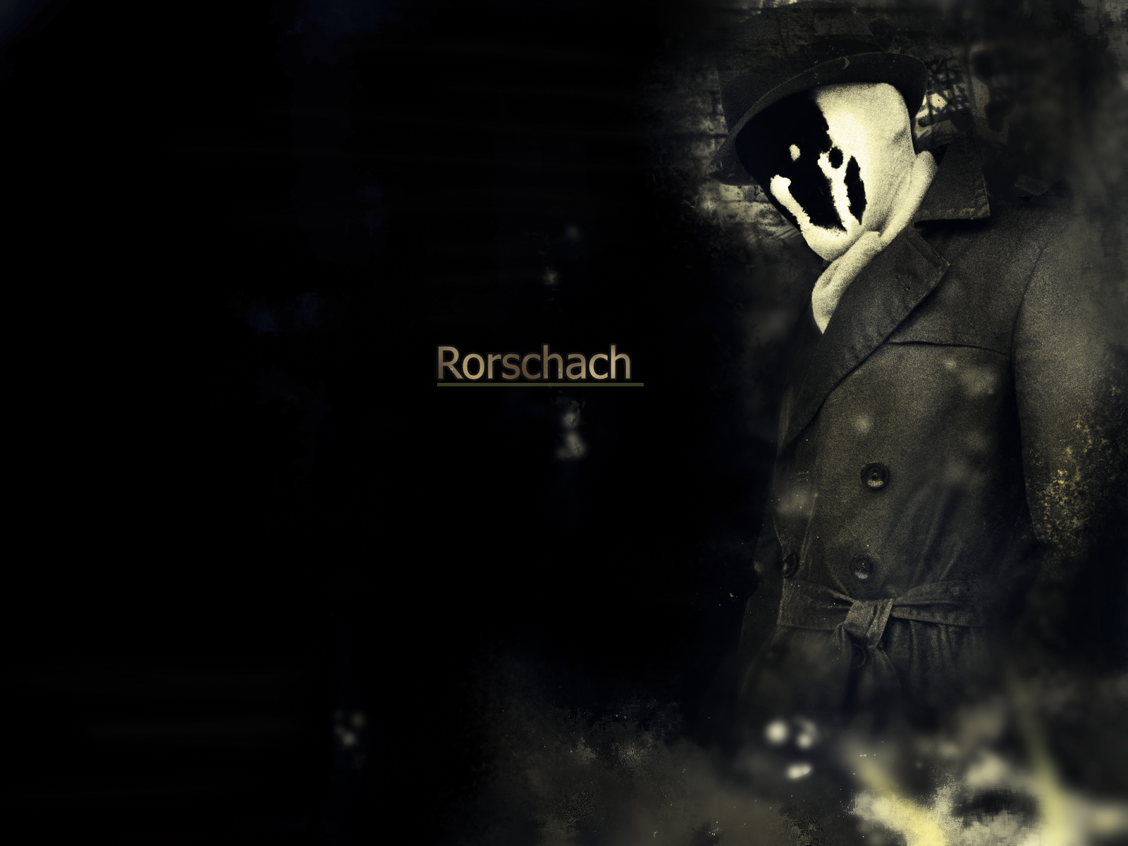 Rorschach HD Wallpapers