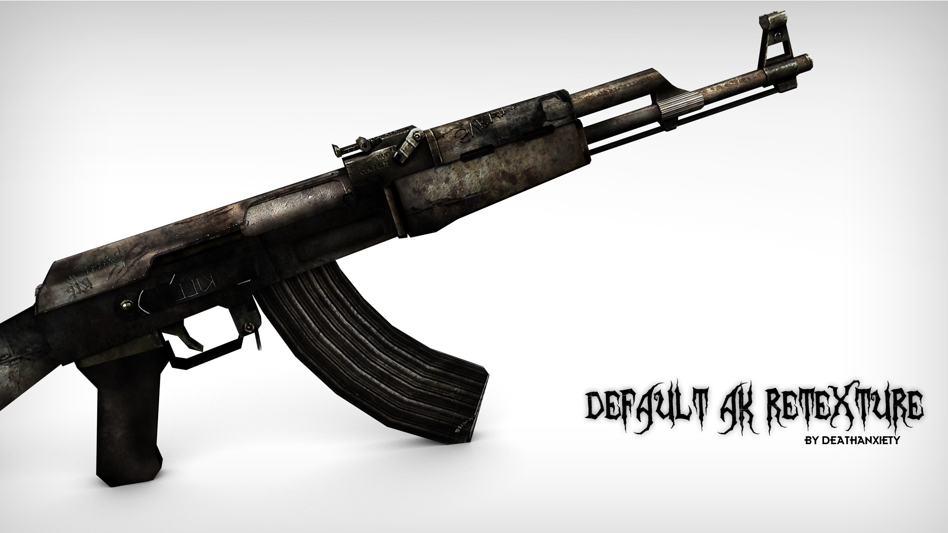 Ak 47 HD Wallpapers For Desktop Download