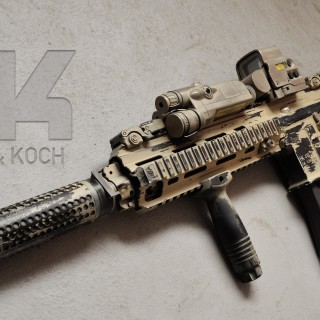 Hk416 high definition wallpapers