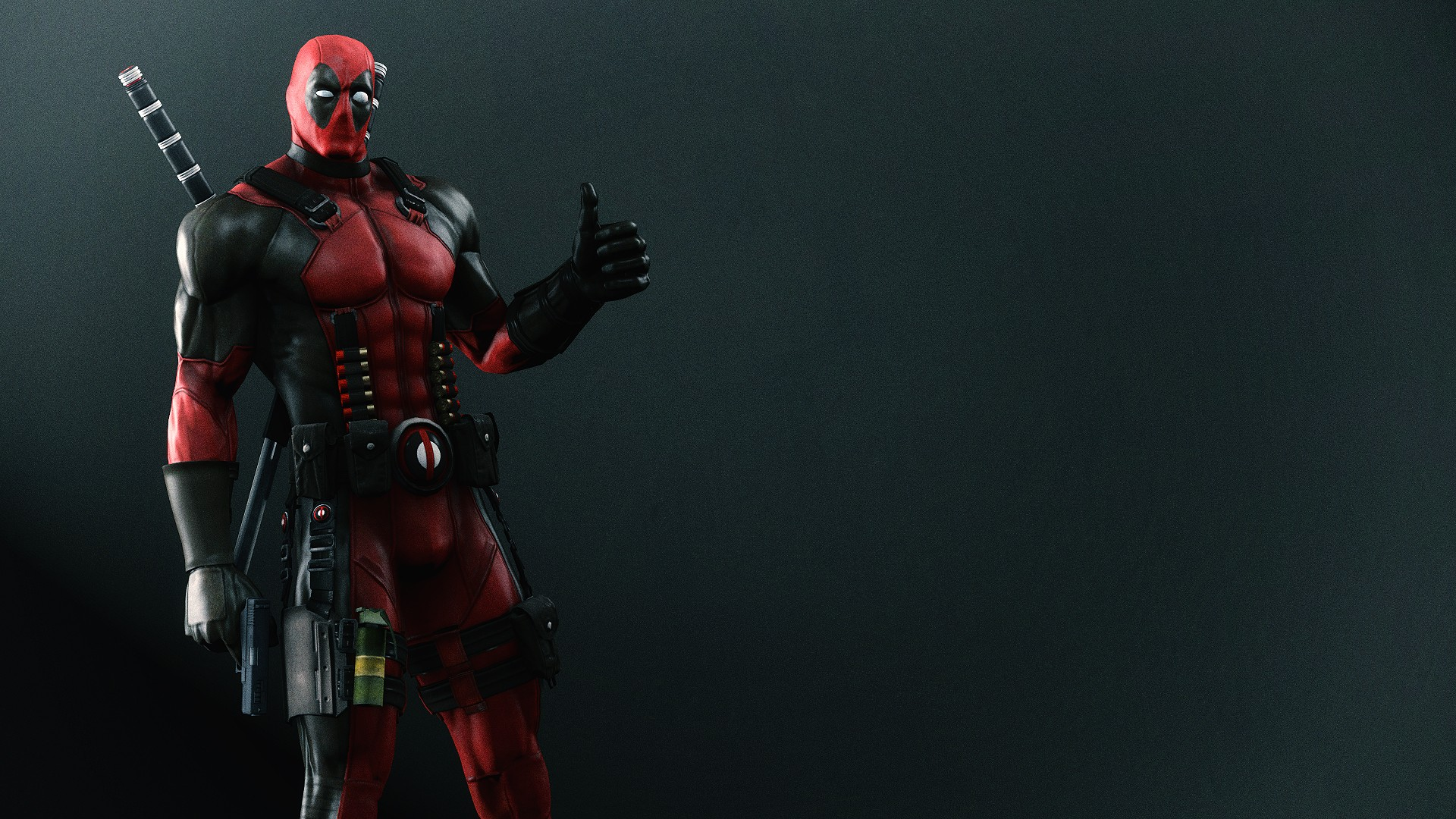 Movie Deadpool ... Deadpool Wallpaper