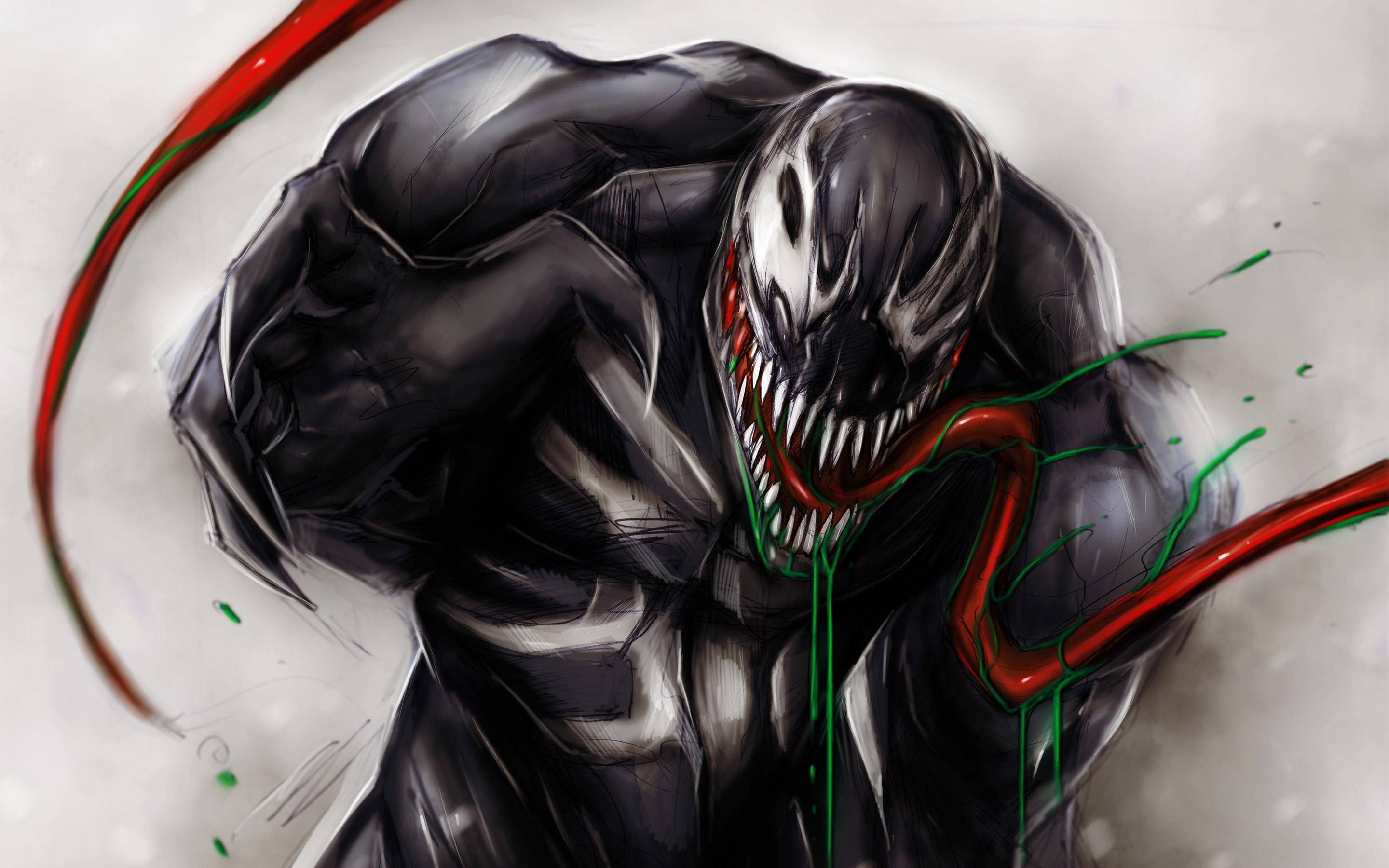 Venom Hd Wallpapers For Desktop Download