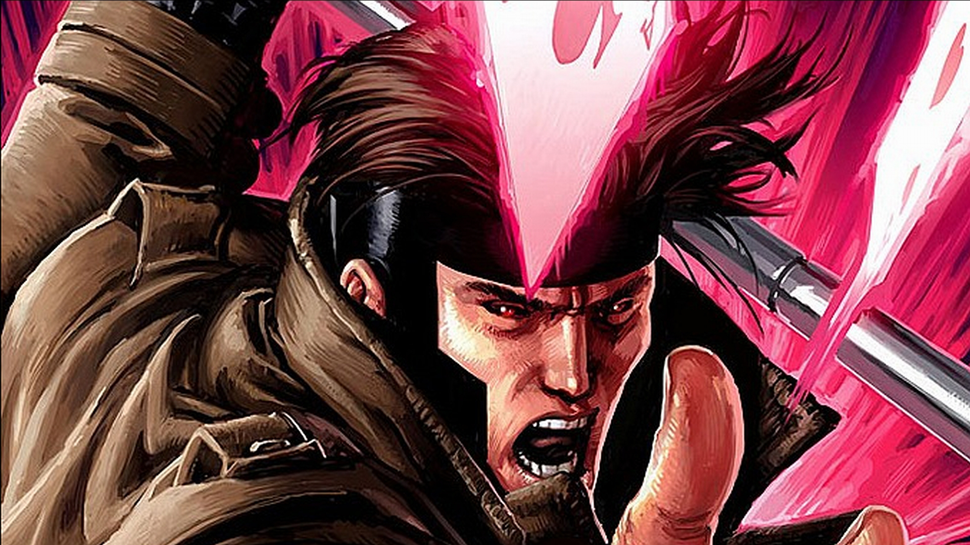 Gambit Marvel HD Wallpapers